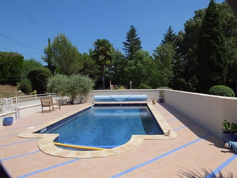 Gîte met prive zwembad in de Provence