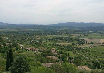 Een typisch provençaals uitzicht