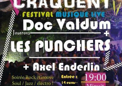 Festival Les Platanes Craquent à Séguret