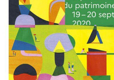 Journées du Patrimoine, Vaison-la-Romaine 2021
