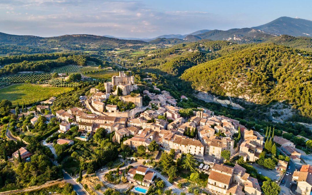 Châteaux en Provence