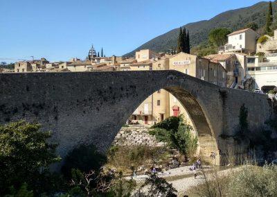 Le pont romain de Nyons